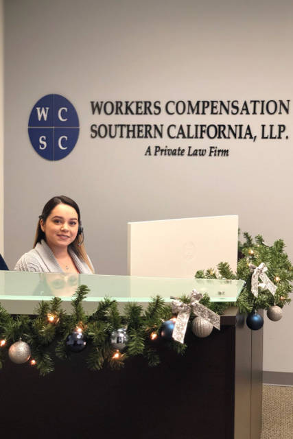 Receptionist & Legal Assistant Catalina Ruiz
