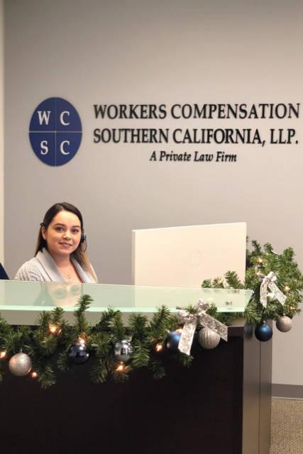 Receptionist & Legal Assistant Catalina Ruiz