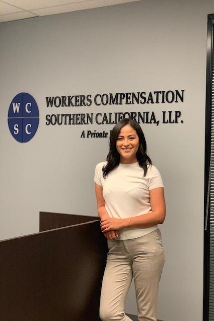 Legal Assistant Carolina Tovar